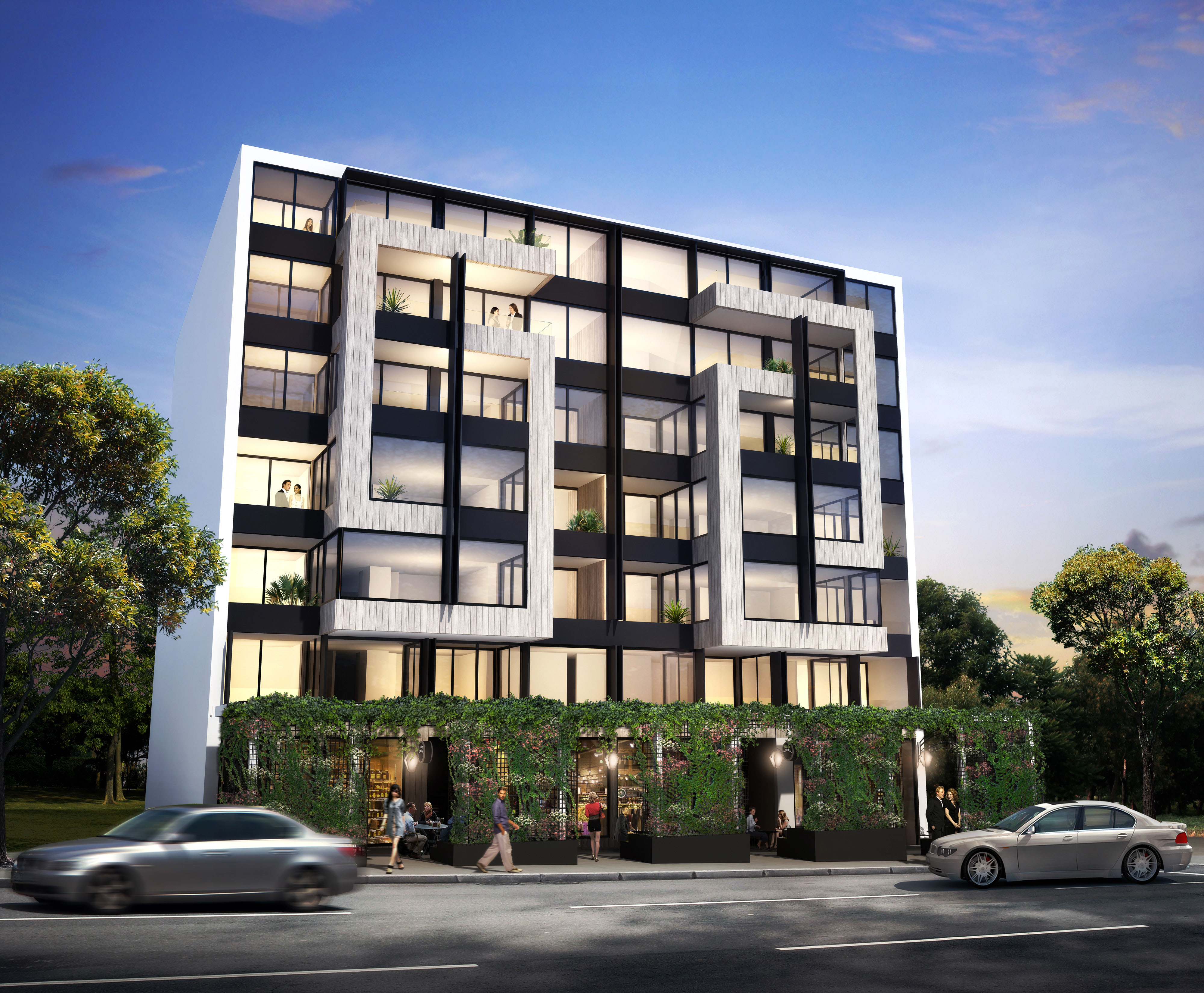 517-527 Elizabeth Street – Front Exterior 4000px